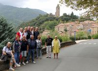 Olargues groupe imagette