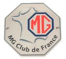 Badge de calandre MGCF 2