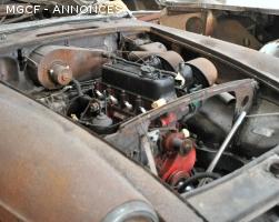 ELEMENTS MG B 1969
