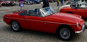 MG B 1970