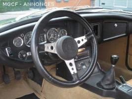 MG B V8 Cabrio