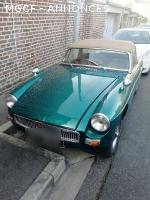 MGB Cabriolet 1975