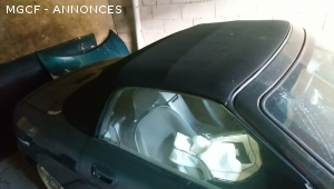 MG F 1996 - Pour pièces
