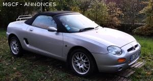 MG F  - 1998 - 75 000 miles