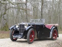 MG J1 1933