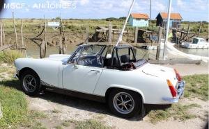 MG Midget  Cabriolet