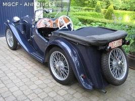 MG PA 4 seater