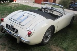 MGA 1957