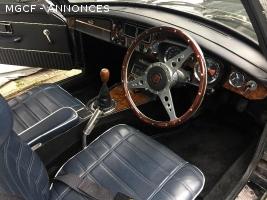 MGB GT 1973