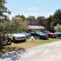 Sorties Club MG 2014 - Provence