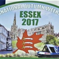 Sorties Club MG 2017 - International Autumn Weekender - 2017 Essex
